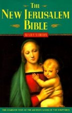 NEW JERUSALEM BIBLE READER'S EDITION