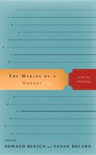 MAKING OF A SONNET: A Norton Anthology
