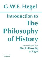 INTRODUCTION TO THE PHILOSOPHY OF HISTORY TR. RAUCH