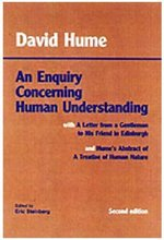 ENQUIRY CONCERNING HUMAN UNDERSTANDING with Hume's Abstract of a Treatise of Human Understanding and A Letter from a Gentleman to his Friend
