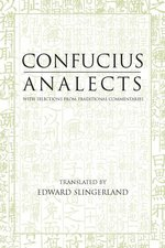 ANALECTS TR. SLINGERLAND