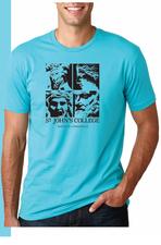 Greek Busts T-Shirt