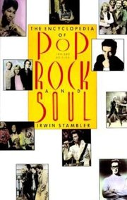 ENCYCLOPDIA OF POP, ROCK, AND SOUL