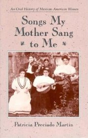 SONGS MY MOTHER SANG TO ME