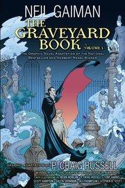 GRAVEYARD BOOK GRAPHIC NOVEL VOLUME 1