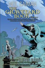 GRAVEYARD BOOK GRAPHIC NOVEL VOLUME 2