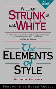 ELEMENTS OF STYLE 4TH ED.