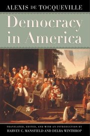 DEMOCRACY IN AMERICA TR. MANSFIELD