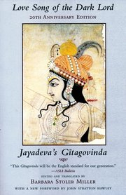 GITA GOVINDA LOVE SONG OF DARK LORD TR. STOLER-MILLER