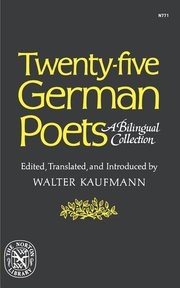 TWENTY-FIVE GERMAN POETS