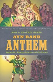 ANTHEM ADAPTED BY CHARLES SANTINO AND JOE STATON