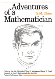 ADVENTURES OF A MATHEMATICIAN