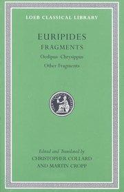 FRAGMENTS EURIPIDES: OEDIPUS-CHRYSIPPUS