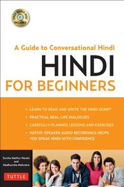 HINDI FOR BEGINNERS: MASTERING CONVERSATIONAL HINDI (CD-ROM INCLUDED)