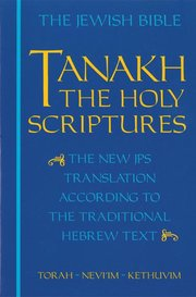 TANAKH HOLY SCRIPTURES