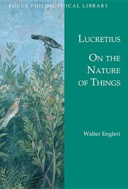 ON THE NATURE OF THINGS TR ENGLERT