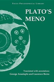 MENO TR ANASTAPLO & BERNS