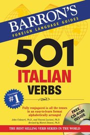 501 ITALIAN VERBS 4TH ED WITH CD-ROM
