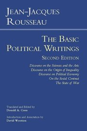 BASIC POLITICAL WRITINGS 2ND EDITION TR. CRESS INTRO WOOTTON