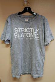 Strictly Platonic T-Shirt